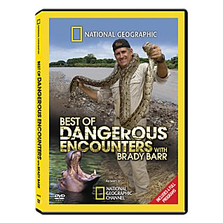 Best of Dangerous Encounters with Brady Barr DVD