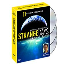 Strange Days on Planet Earth Collection DVD Set, 2008