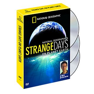 Strange Days on Planet Earth Collection DVD Set