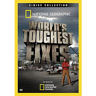 World's Toughest Fixes DVD Collection