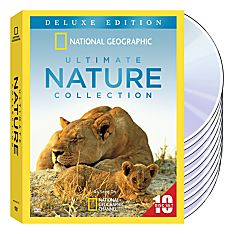 Ultimate Nature DVD Collection Deluxe Edition - 9781426295096
