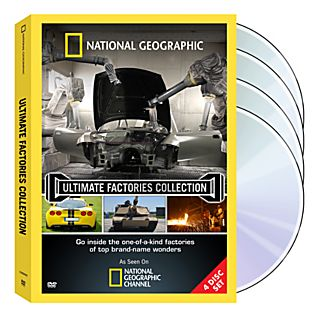 View Ultimate Factories DVD Collection image