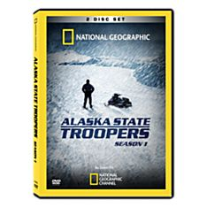 Alaska State Troopers: Season One 2-DVD Set, 2010