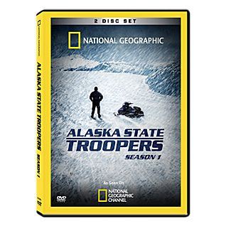 View Alaska State Troopers: Season One 2-DVD Set image