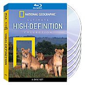 National Geographic Ultimate High-Definition Blu-Ray Collection 1093094
