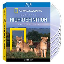 National Geographic Ultimate High-Definition Blu-Ray Collection