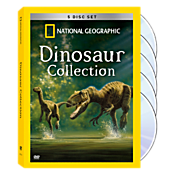 National Geographic Dinosaur Collection 5-DVD Set