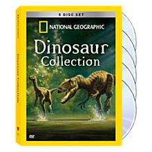 Dinosaur Collection 5-DVD Set, 2009