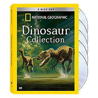 View National Geographic Dinosaur Collection 5-DVD Set image