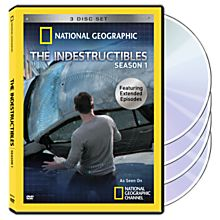 The Indestructibles Season One 3-DVD Set