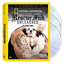 Rescue Ink Unleashed - Season One DVD Set, 2009