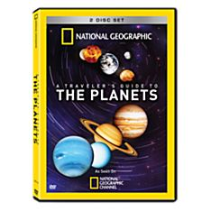 A Traveler's Guide to the Planets 2-DVD Set