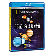 A Traveler's Guide to the Planets Blu-ray 2-Disc Set 1093155