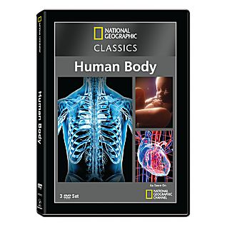 View National Geographic Classics: Human Body DVD Collection image