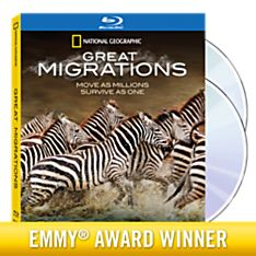 Great Migrations 2-Blu-Ray Disc Set, 2010