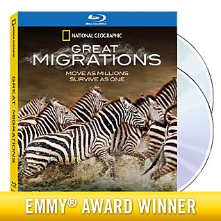 View Great Migrations 2-Blu-Ray Disc Set image