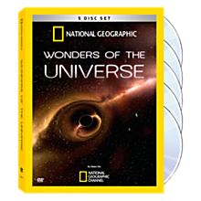Wonders of the Universe DVD Collection