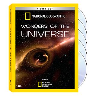 View Wonders of the Universe DVD Collection image