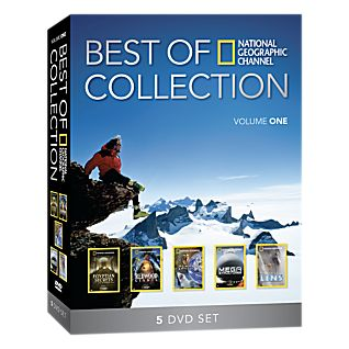View Best of National Geographic Channel 5-DVD Collection image