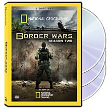 Border Wars: Season Two 3-DVD Set, 2010
