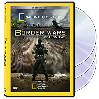 Border Wars: Season Two 3-DVD Set