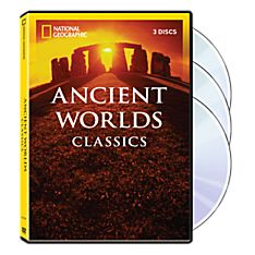 Ancient Civilizations Geographic DVD