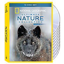 Ultimate Nature DVD Collection Volume 2 - 9781426340888
