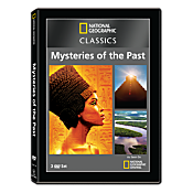 National Geographic Classics: Mysteries of the Past DVD Collection