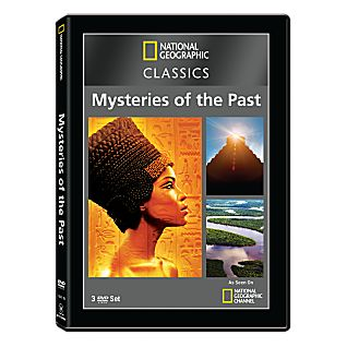View National Geographic Classics: Mysteries of the Past DVD Collection image