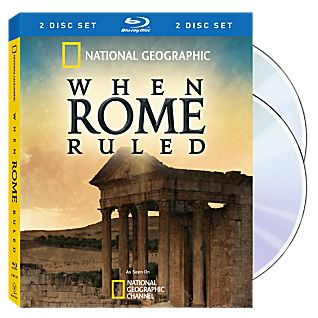 When Rome Ruled 2-Blu-Ray Disc Set