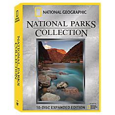 National Parks Collection - 10-DVD Expanded Edition - 9781426340987