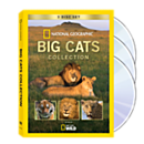 National Geographic Big Cats 3-DVD Set