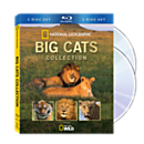 National Geographic Big Cats 2-Blu-ray Disc Set