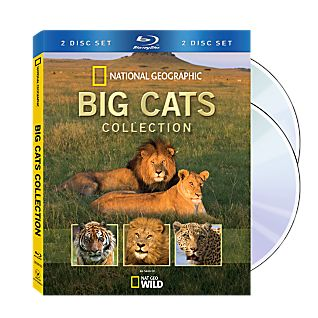 View National Geographic Big Cats 2-Blu-Ray Disc Set image