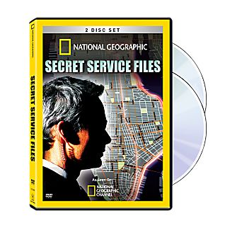 View Secret Service Files 2-DVD Set image