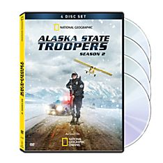 Alaska State Troopers Season Two 4-DVD Set