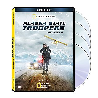 View Alaska State Troopers Season Two 4-DVD Set image