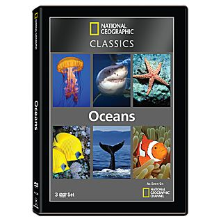 National Geographic Classics: Oceans DVD Set