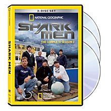 Shark Men Season Two DVD Set, 2011