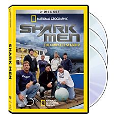 Shark Men Season Two DVD Set