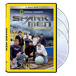 View Shark Men Season Two DVD Set image