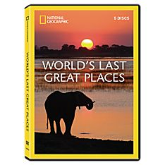 World's Last Great Places DVD Set, 2011