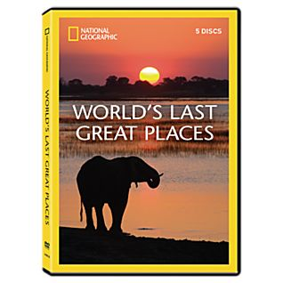 View World's Last Great Places DVD Set image