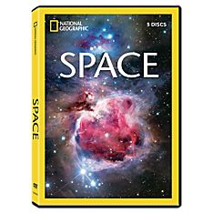 Space Exploration DVDs