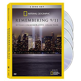 View Remembering 9/11: 10-Year Commemorative DVD Collection image