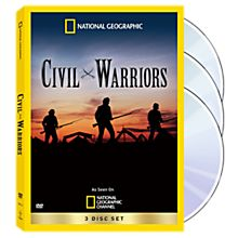 Civil Warriors 3-DVD Set