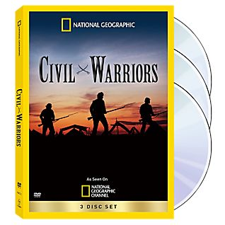 View Civil Warriors 3-DVD Set image