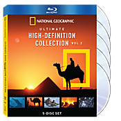 National Geographic Ultimate High-Definition Blu-ray Collection Volume 2 1093211