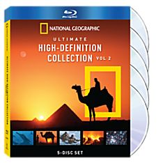 National Geographic Ultimate High-Definition Blu-ray Collection Volume 2
