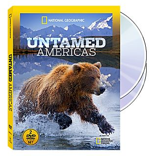 View Untamed Americas DVD image